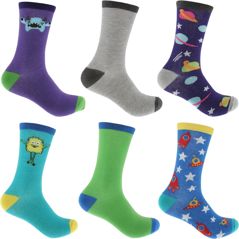 Tom Franks Mens Smiley Face Character Socks 7-11