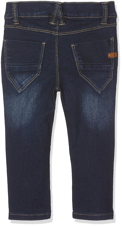 NAME IT Baby-Jungen Jeans Nittax Reg//Slim DNM Pant Mini Noos