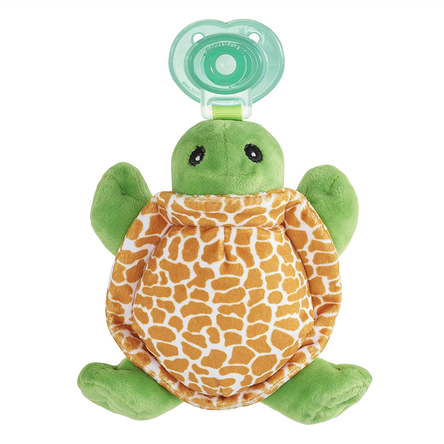 Amazon.com: nookums paci-plushies Turtle – Soporte de ...