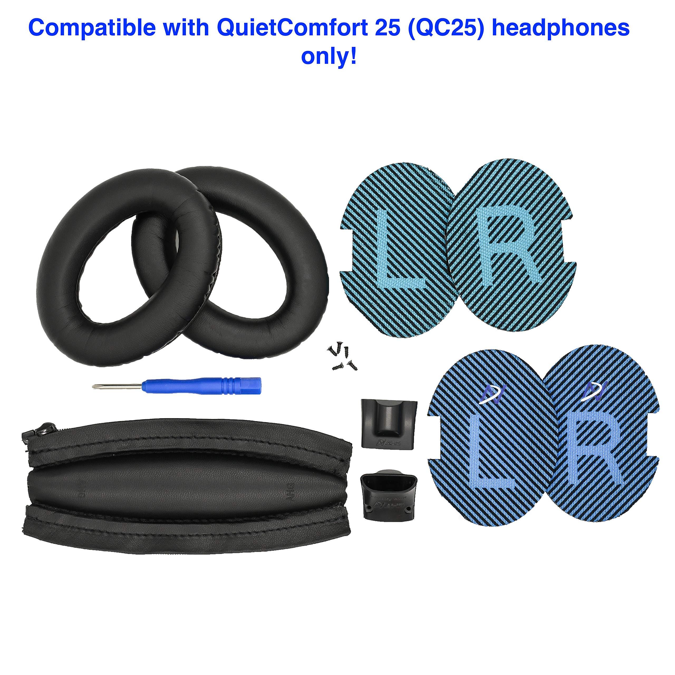 Almohadillas Auriculares BOSE QUIETCOMFORT 25 (QC25) (NOT CO