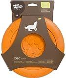 West Paw Zogoflex Zisc Tough Flying Disc Dog Play Toy