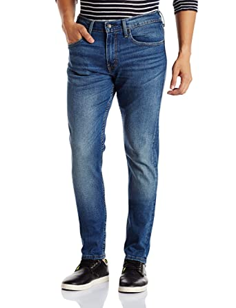 Levi s Men s (512) Slim Tapered Fit Jeans  Amazon.in  Clothing ... feb75c8fd