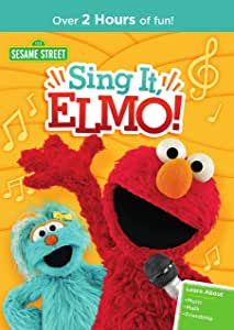 Sing It, Elmo!