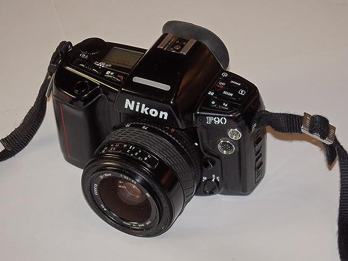 Analógico fotos – Nikon F90 – SLR Camera inclusive lente Exakta 35 ...