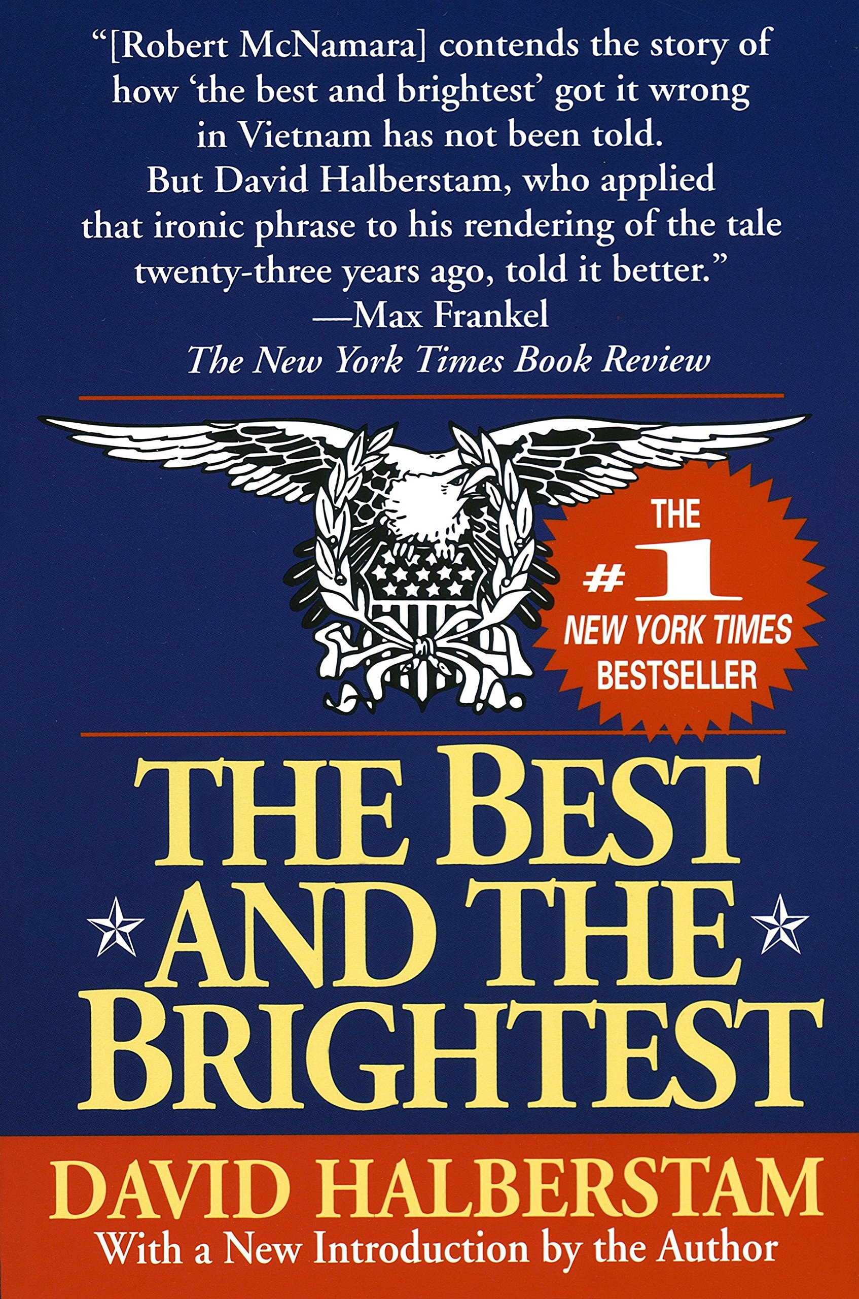 Best and the Brightest: Amazon.es: David Halberstam: Libros en idiomas extranjeros