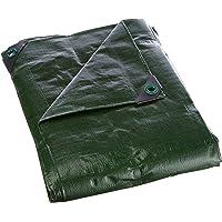 Noor Super Bâche textile Vert 200 g/m² 3x4m Vert