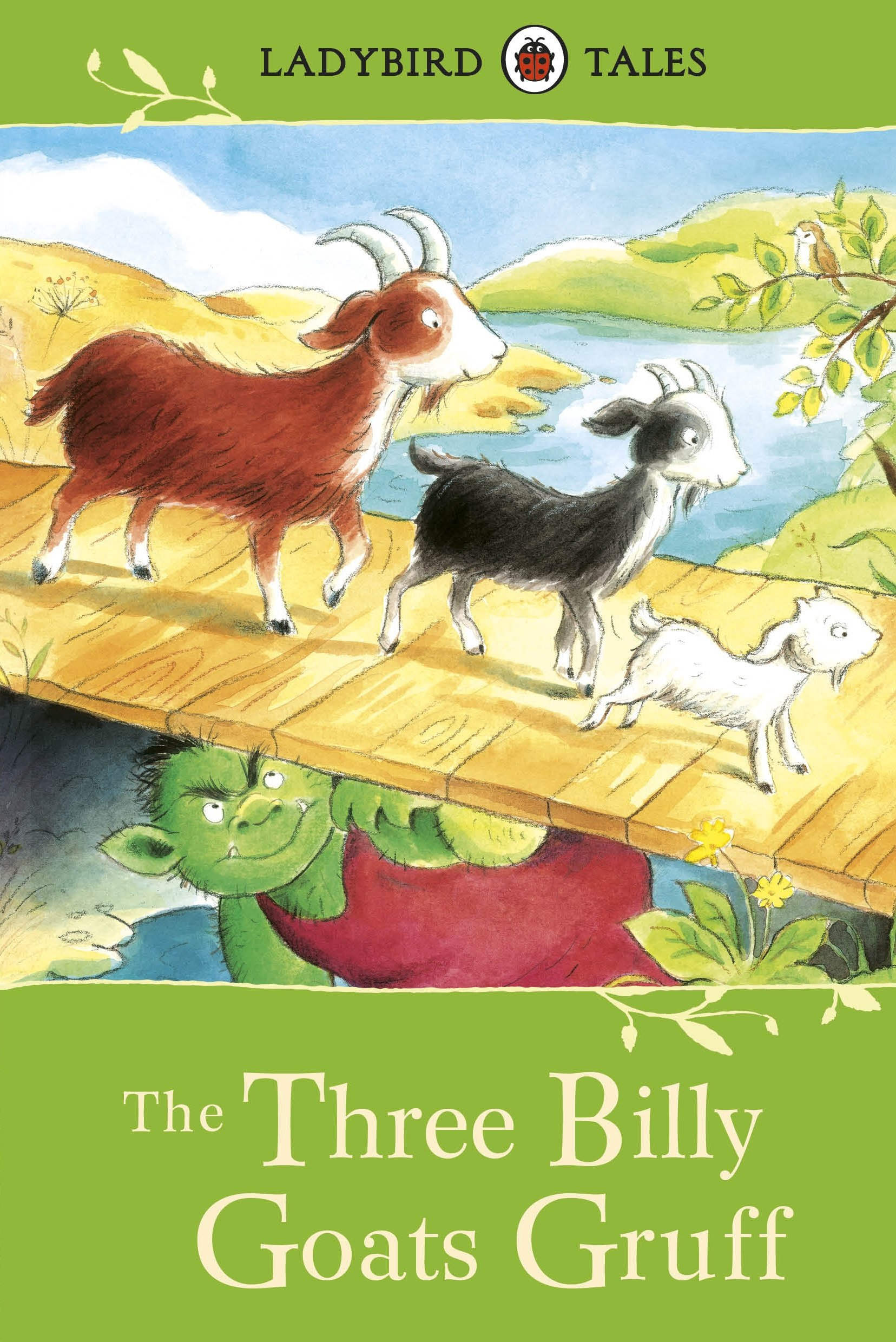 Worksheet Three Billy Goats Gruff Story ladybird tales the three billy goats gruff amazon co uk vera southgate 8601404347443 books