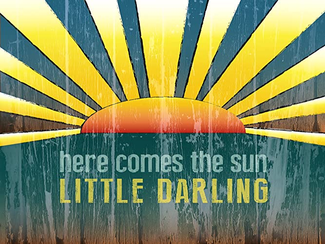 Amazon.com: The Beatles, Here Comes the Sun Little Darling ...