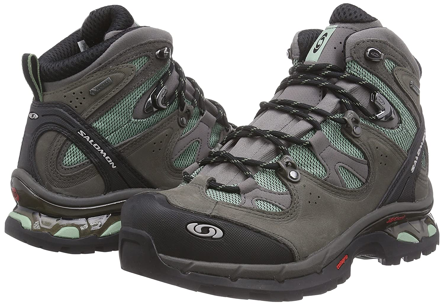 new product 21efa 14e75 Amazon.com   Salomon Women s Comet 3D Lady GTX Backpacking Boot   Hiking  Boots