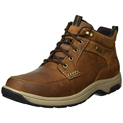 Dunham Men's 8000 Mid Boot Ankle, tan, | Hiking Boots
