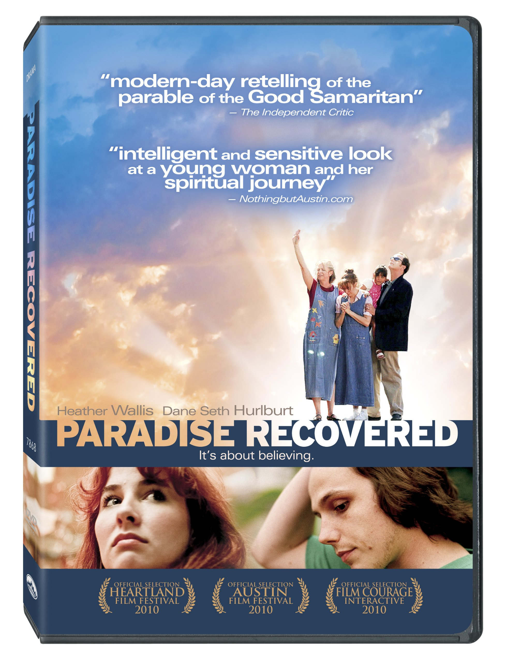 DVD : Paradise Recovered (DVD)