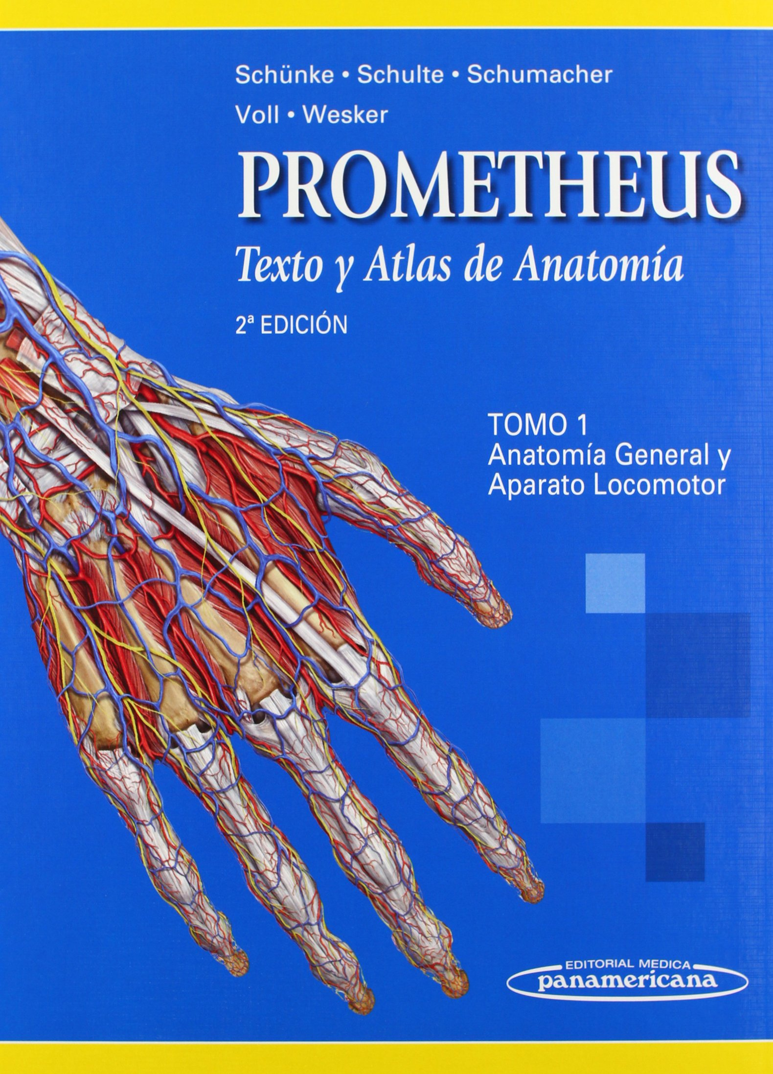 Prometheus. Texto y Atlas de Anatomía 3 Volúmenes: Amazon.es: PAC ...