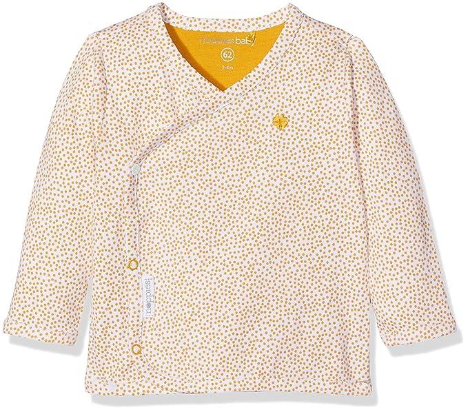 b3f8bde96 Noppies U tee LS Hannah AOP, Camiseta Bebé-para Niños: Amazon.es: Ropa y  accesorios