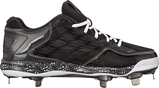 PowerAlley 2 Baseball Cleat, Black