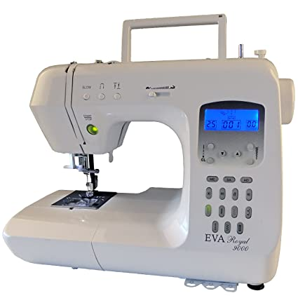 EVA Royal 9000 de la máquina de coser