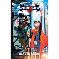 Adventures Of The Super Sons Vol. 1 Action Detective