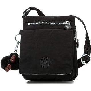7186c9919 Kipling Machida Crossbody, Black, One Size: Handbags: Amazon.com