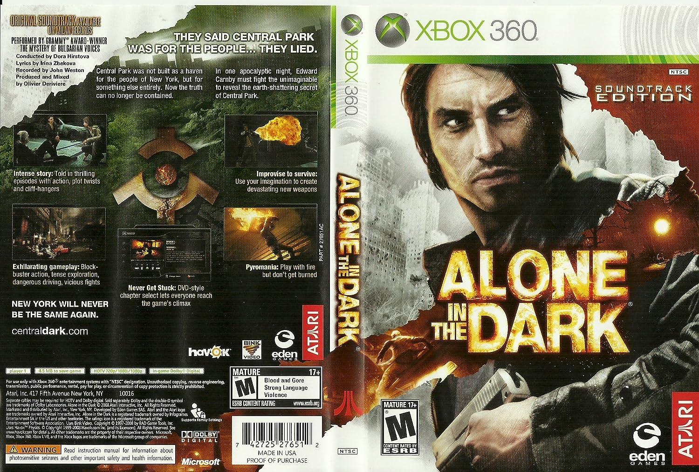 Amazon Com Alone In The Dark Soundtrack Edition Video Games