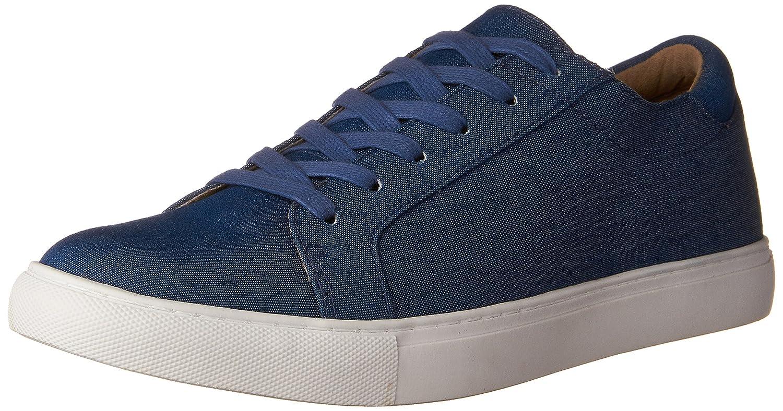 Kenneth Cole REACTION Women's Kam-Era Fashion Sneaker B01LBCTHHC 7 B(M) US|Blue (Denim)