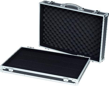 Maletín metálico pedal: Amazon.es: Instrumentos musicales