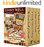 Chocolate Centered Cozy Mysteries Books 1 - 4