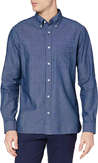 BROOKS BROTHERS Camicia Red Fleece Taschino Camisa Casual ...