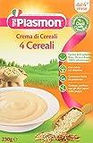 Plasmon Cereali Crema ai 4 Cereali - 2 confezioni da 230 gr - Totale: 460 gr