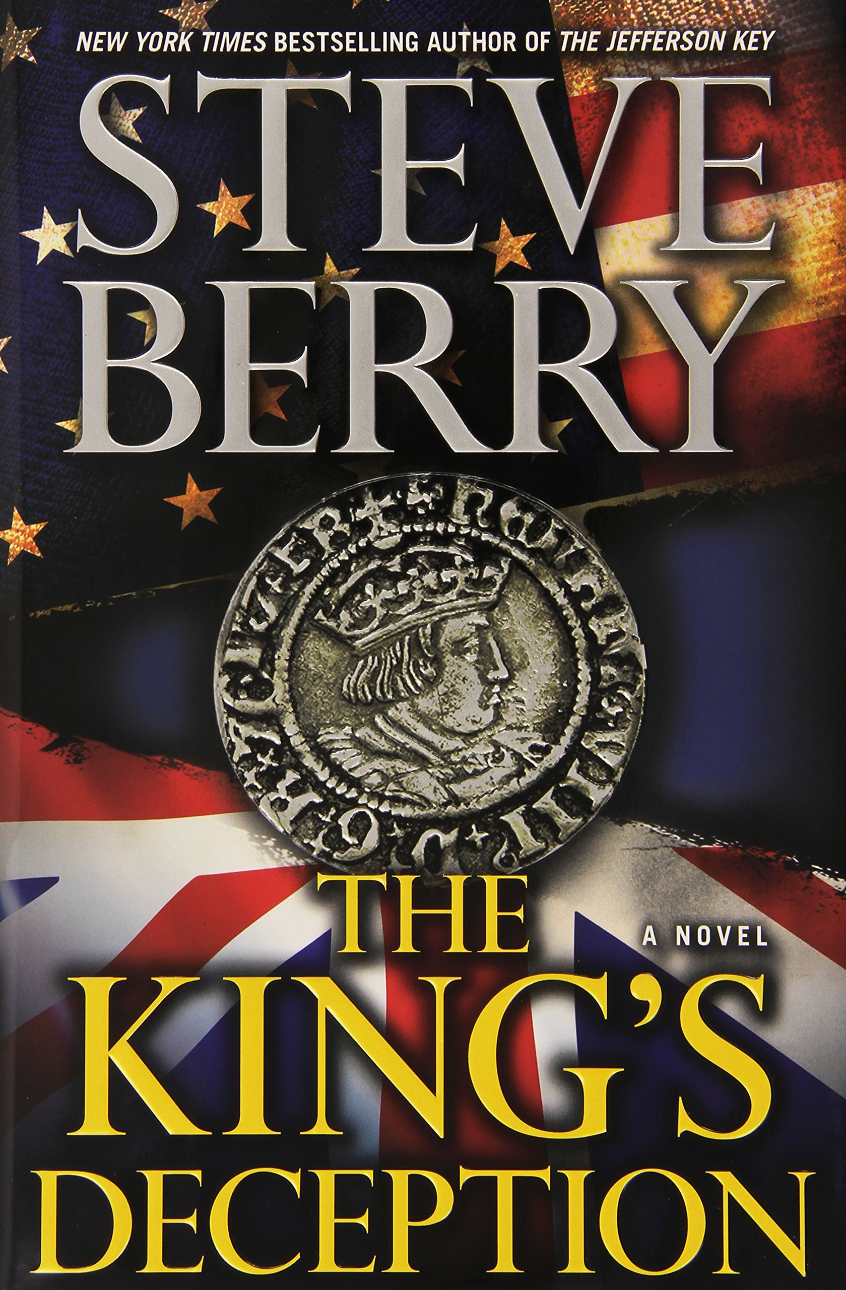 Amazon.in: Buy The King's Deception: A Novel (Cotton Malone) Book Online at  Low Prices in India | The King's Deception: A Novel (Cotton Malone) Reviews  & ...