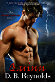 Quinn: Vampires in Europe (Vampires in America Book 12)