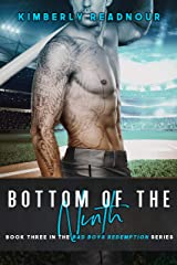 Bottom of the Ninth (Bad Boys Redemption Book 3)