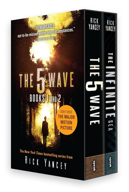 Amazon com: The 5th Wave (Book 1 & 2) (9781101999981): Rick