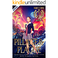 Pillage & Plague (Mount Olympus Academy Book 2)
