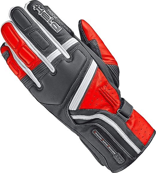 Held Motorradhandschuhe Lang Motorrad Handschuh Travel 5 Handschuh Herren Sportler Sommer Leder Auto
