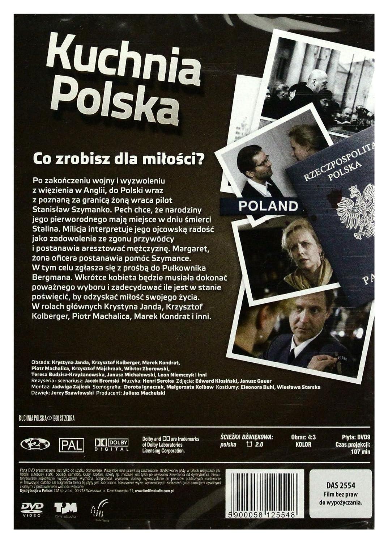 Amazoncom Kuchnia Polska Import No English Version