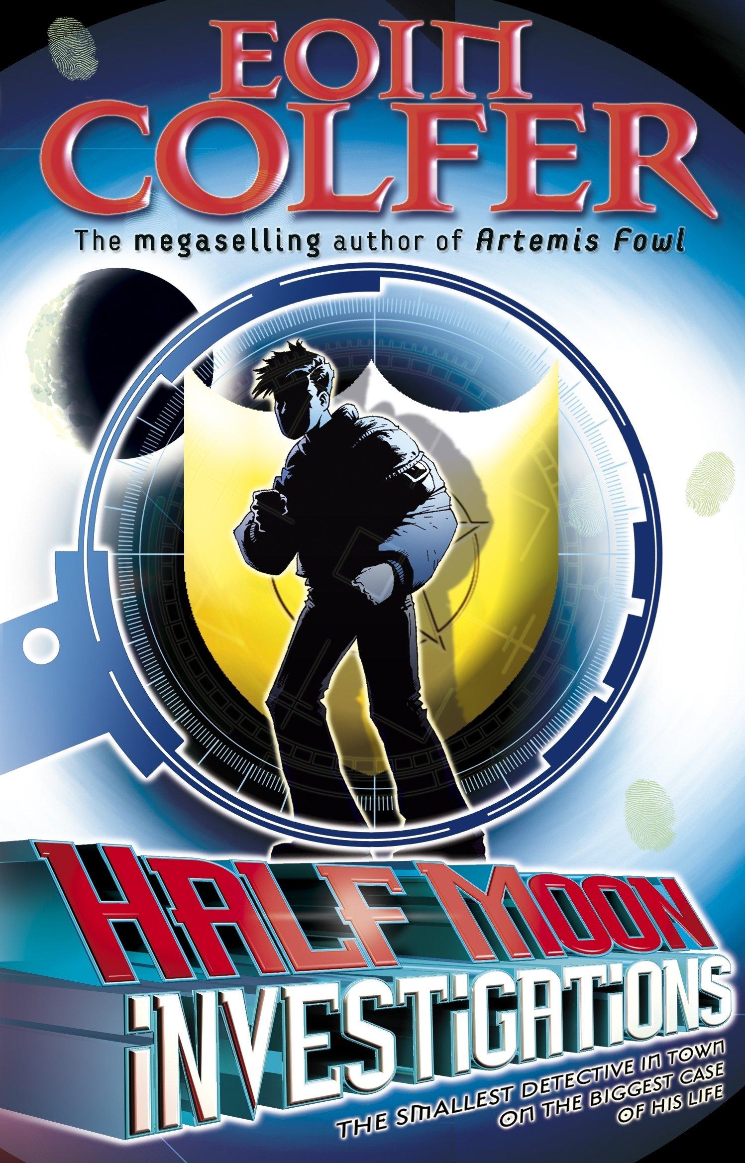Read Online Half Moon Investigations. Eoin Colfer pdf