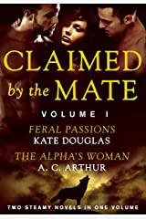 Claimed by the Mate, Vol. 1: A BBW Shifter/Werewolf 2-in-1 Romance (Wolf Games) Kindle Edition