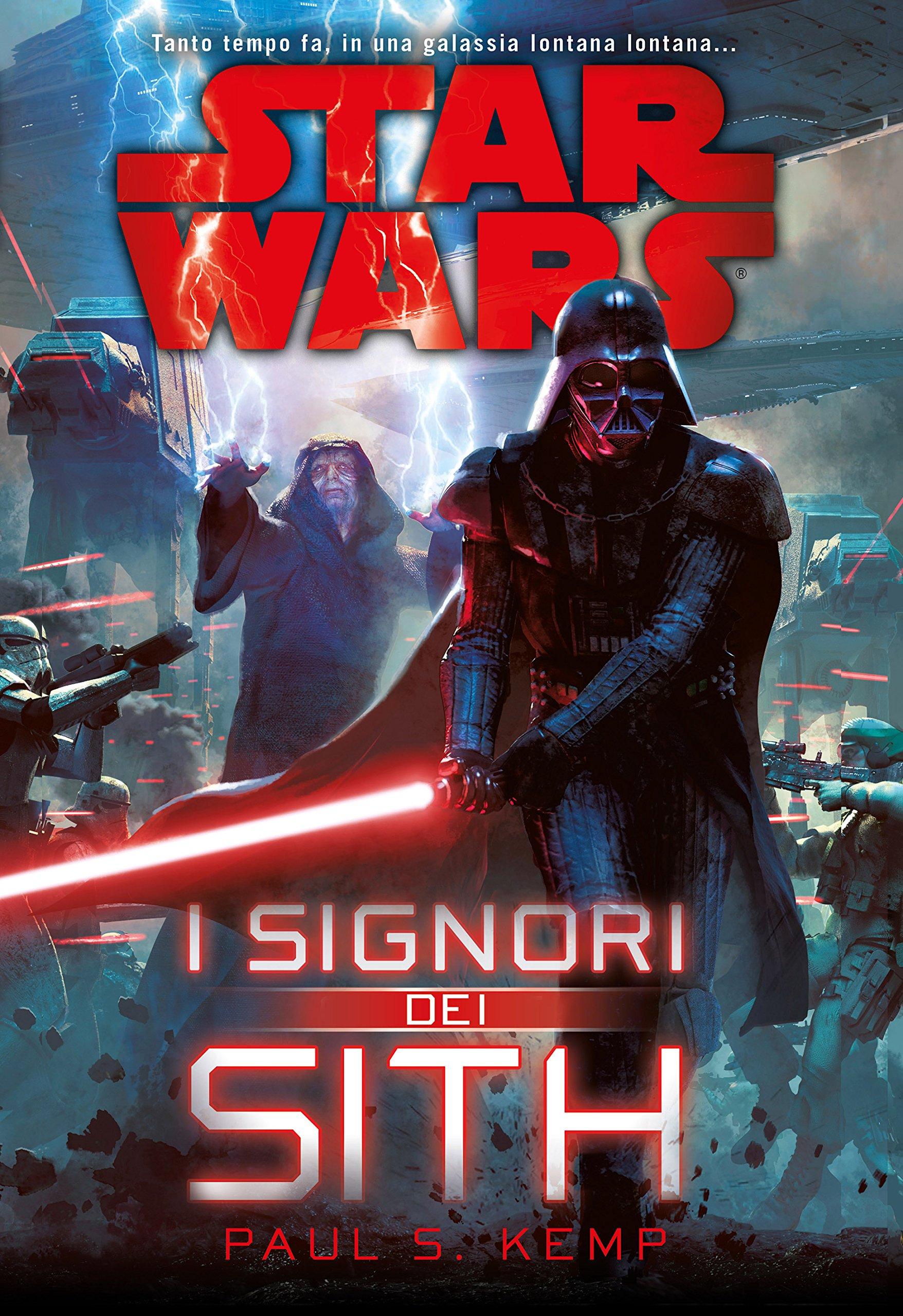 I signori dei Sith. Star Wars Copertina rigida – 7 dic 2016 Paul S. Kemp C. La Via Colli Multiplayer Edizioni 8863553602