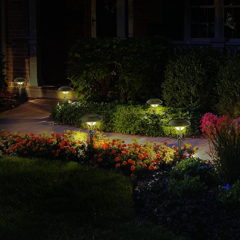 Amazon.com : Malibu Celestail LED Pathway Light LED Low Voltage ...