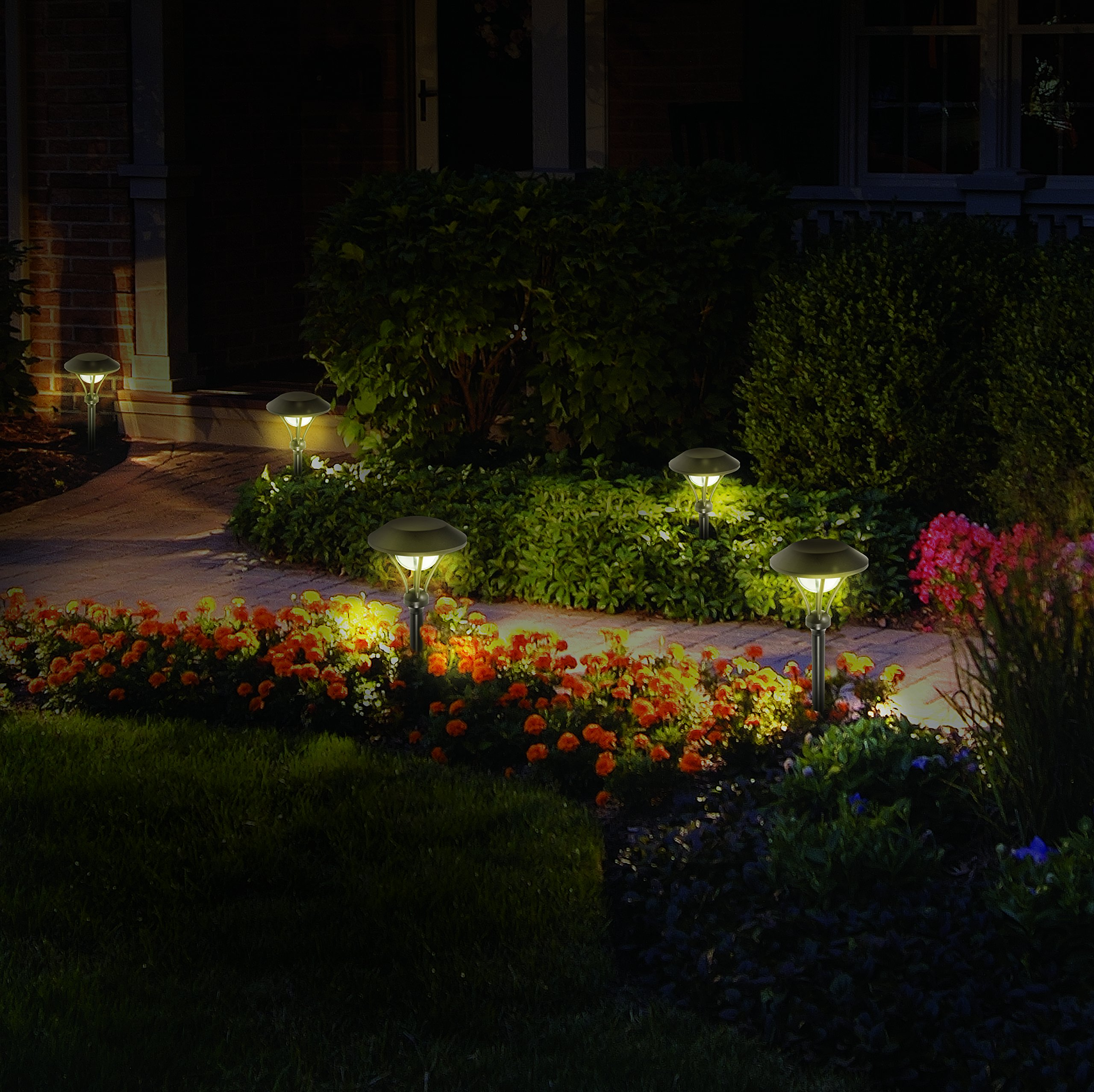 Malibu Celestail LED Pathway Light LED Low Voltage