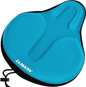 Cómoda funda de sillín de bicicleta – Daway C6 espuma, gel ...