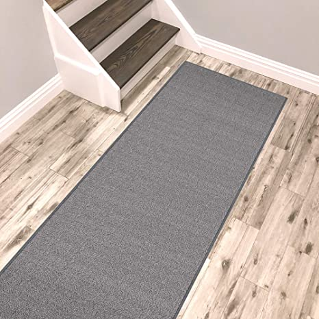 Non Slip Long Hallway Runner Bedroom Rugs Door Mats Kitchen Floor Carpet Mat