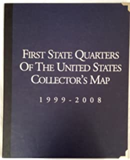 Amazoncom First State Quarters of the United States Collectors
