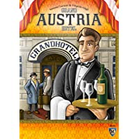 Grand Austria Hotel Board Game