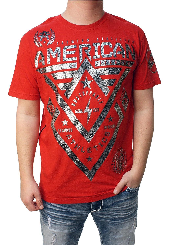 American Fighter Mens Alaska Short Sleeve Tee