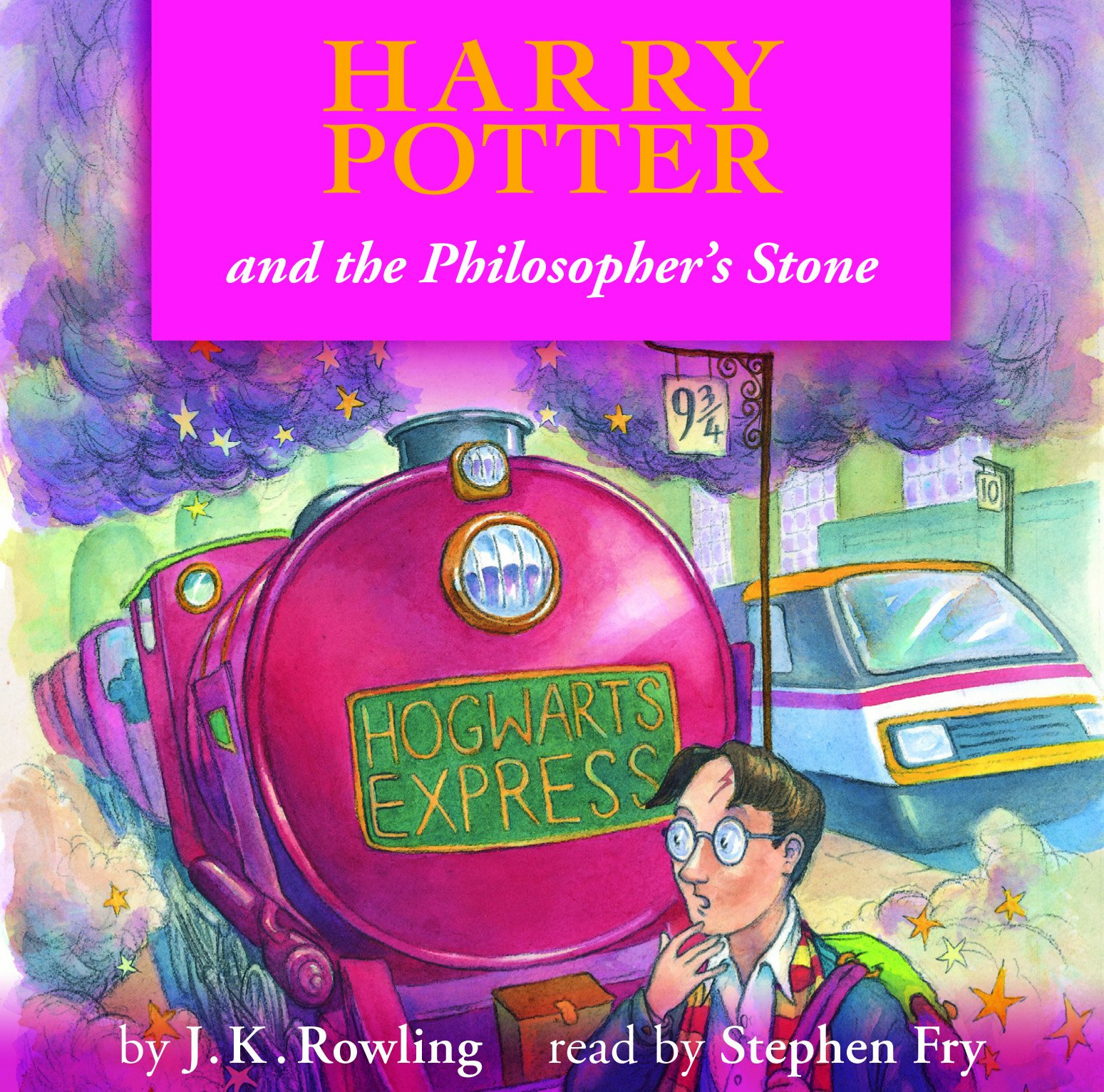 harry potter and the philosophers stone audiobook stephen fry free download