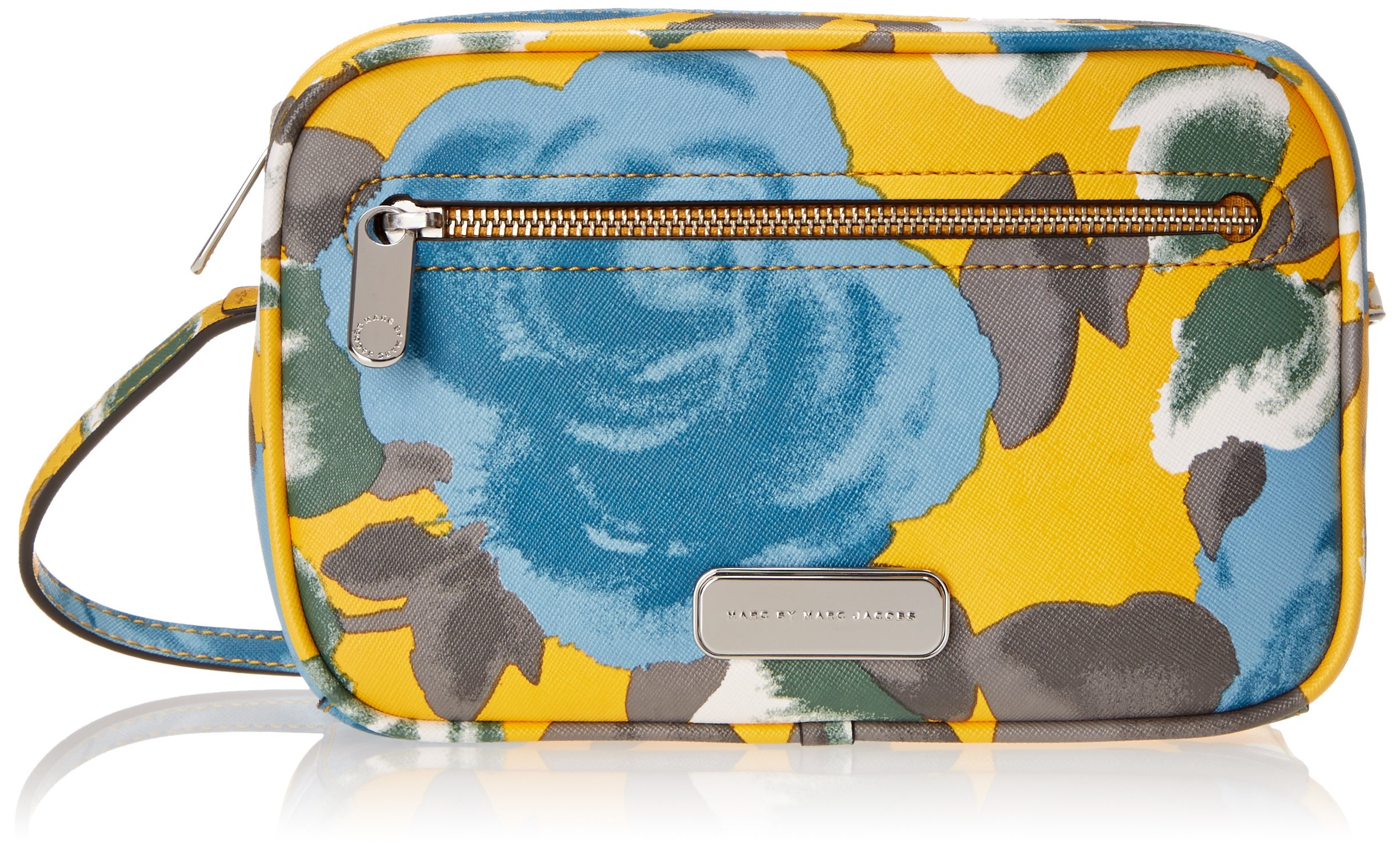 Marc by Marc Jacobs Sally Jerrie Rose Sally Cross Body, Yellow Jacket Multi, One Size