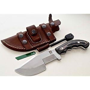 CFK Cutlery Company Tactical Tracker Hunter Skinner Bushcraft Knife