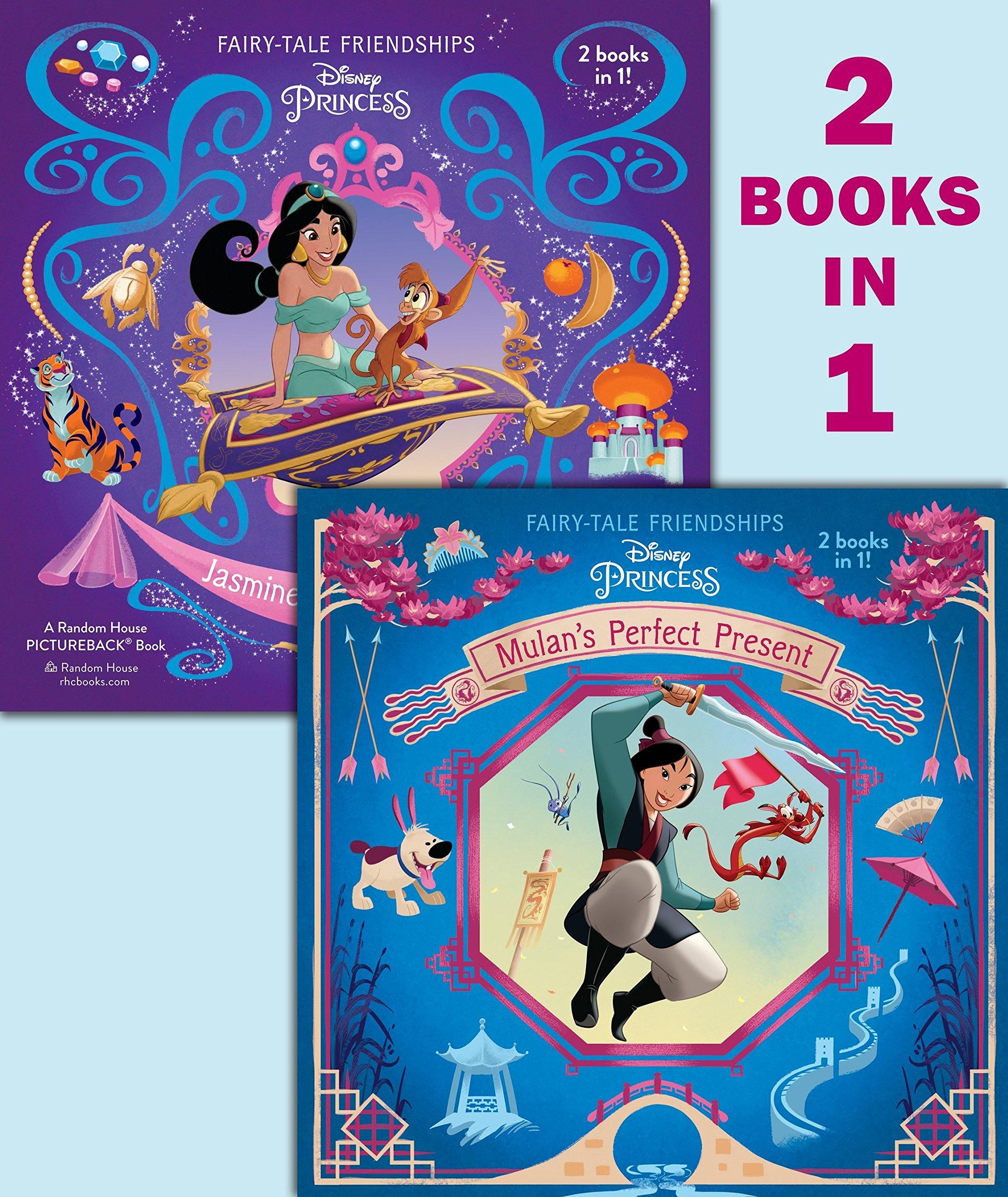 Mulan's Perfect Present/Jasmine's New Friends (Disney Princess) (Pictureback(R)) pdf