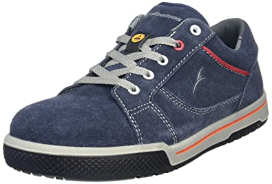 Freestyle Blue Low, Unisex-Erwachsene Sicherheits-Sneakers, Blau (Blau), 43 EU Albatros-Moebel