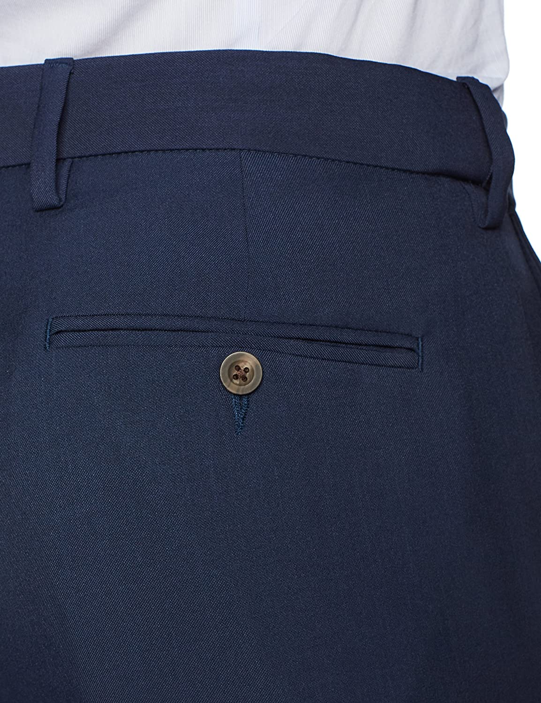Franklin Tailored Mens Expandable Waist Classic-Fit Dress Pants